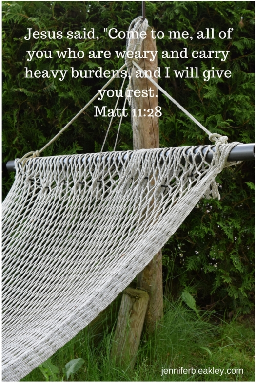 Jesus said, _Come to me, all of you who are weary and carry heavy burdens, and I will give you rest..jpg
